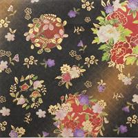 "Gold Coloring Washi ""Kyo-koromo"" No.5-4"